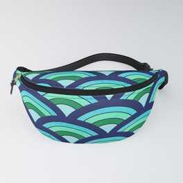 Rainbow connection - oceanic Fanny Pack