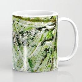 Molten Glass Coffee Mug