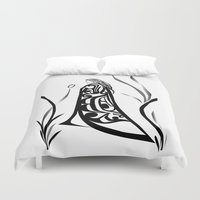 medicine Duvet Covers featuring Medicine Woman by Lou-ann Neel Studio