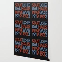 Bauhaus Poster Wallpaper