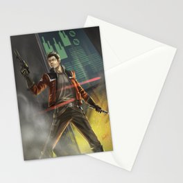 Agent Shan Stationery Cards