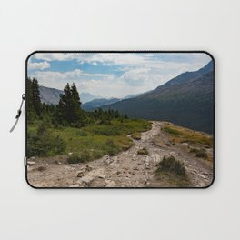 Hiking In The Mountains Laptop Sleeve