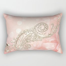Beautiful flowers Rectangular Pillow
