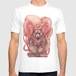 THE KRAKEN AND THE KODIAK T-shirt