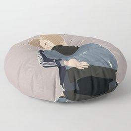 MANNEN I MITT LIV Floor Pillow
