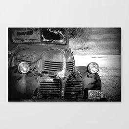 vintage Canvas Print