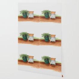 2 Pots Wallpaper