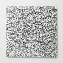 Like a Million Dollars Metal Print