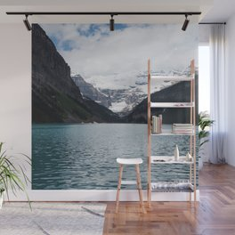 Lake Louise Alberta Canada Wall Mural
