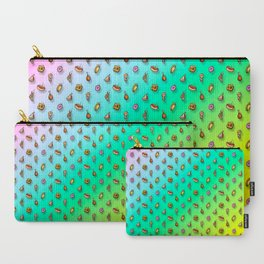 Snack Storm Rainbow Variant Carry-All Pouch