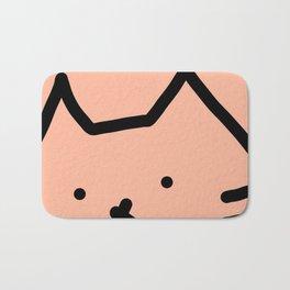 cat 115 Bath Mat