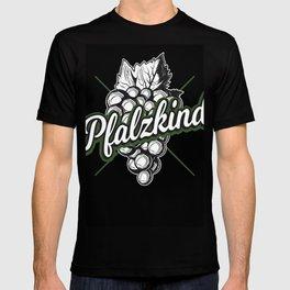 Pfalz-Kind Pfälzer Wein T-shirt