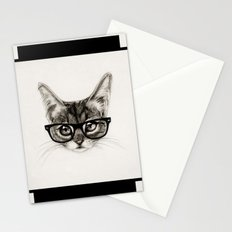Mr. Piddleworth Stationery Cards
