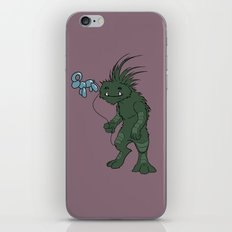 Chupacabra's Day Out iPhone & iPod Skin