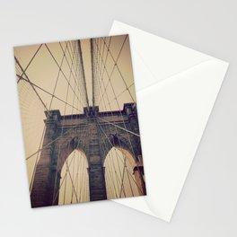 Brooklyn Web Stationery Cards