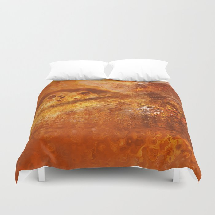 Texture abstract 2016/002 Duvet Cover