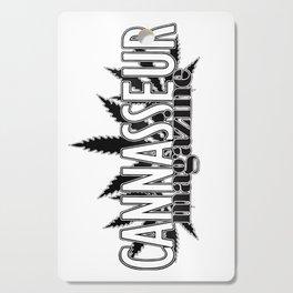 Cannasseur Magazine Cutting Board