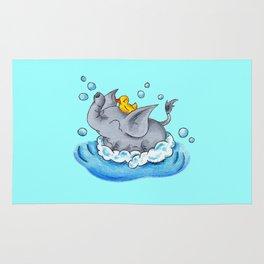 Bubble Bath Buddy Rug