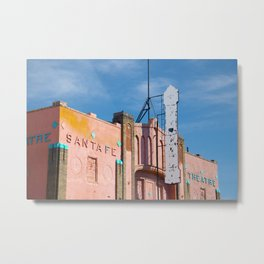 Colorado Art District Metal Print