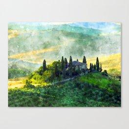 Tuscany, Italy Canvas Print