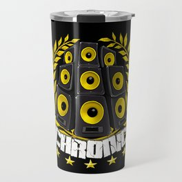 Chronic Sound Shop Travel Mug