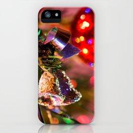 Campanillas iPhone Case