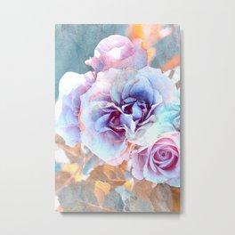 Vintage rose(6) Metal Print