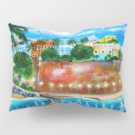 La Fortaleza, Old San Juan, Puerto Rico Pillow Sham