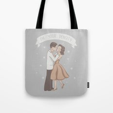 My Density Has Brought Me To You Tote Bag