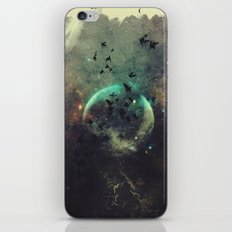 βyrd wyrld iPhone & iPod Skin