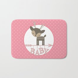 Baby Deer Bath Mat