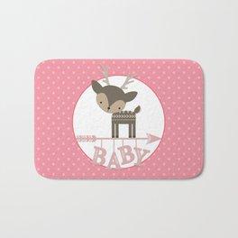 Baby Deer Bath Mat
