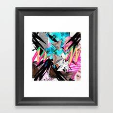 NU90S Framed Art Print