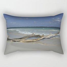 Carribean sea 14 Rectangular Pillow