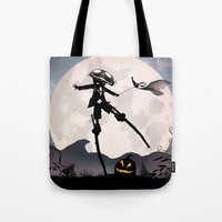 Jack Skellington Kid Tote Bag