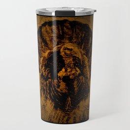Turkey in The Straw DPPA150606 Travel Mug