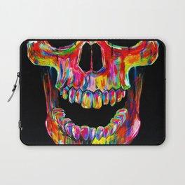 Chromatic Skull Laptop Sleeve