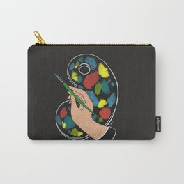 Color Palette Carry-All Pouch