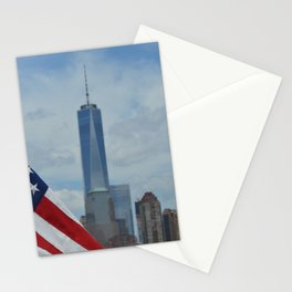 Americana: Freedom Tower Stationery Cards