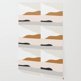 Minimal Art Landscape 2 Wallpaper