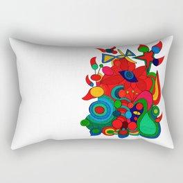 Picaesk #03 Rectangular Pillow