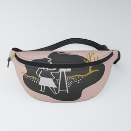 Women artists gallery expo Fanny Pack