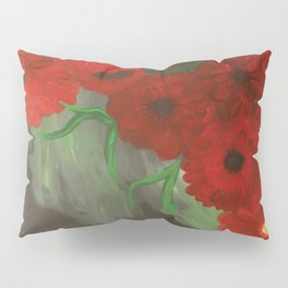 Sleeping In The Garden Pillow Sham