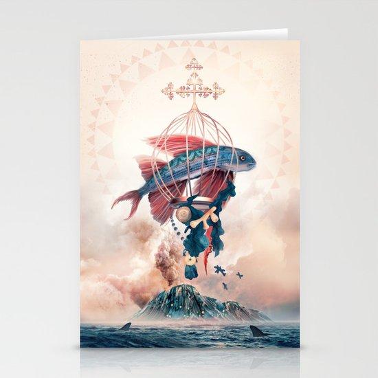 FlyFish Stationery Cards
