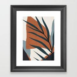 Abstract Art 35 Framed Art Print