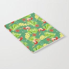 Tropical Shrimp Cocktail Notebook