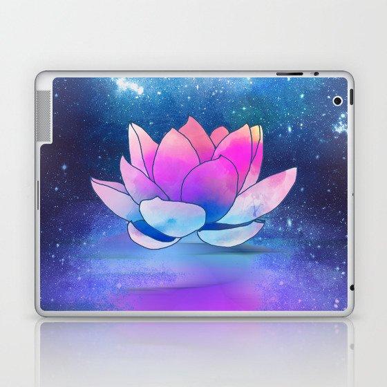 Magic Lotus Flower Laptop Ipad Skin By Vitag Society6