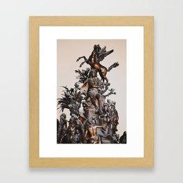 Versailles - Louis XIV Framed Art Print