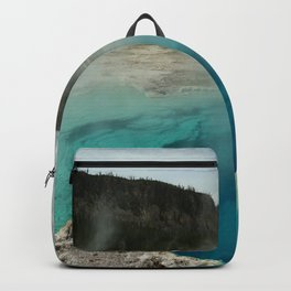 The Emerald Pool Colors Backpack