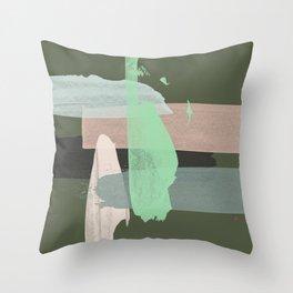 Wickerwork n° 2 Throw Pillow
